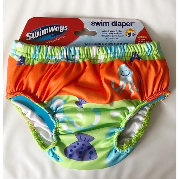 ead8d4a0c4 SwimWays Swim | Baby Reusable Diaper Medium | Poshmark